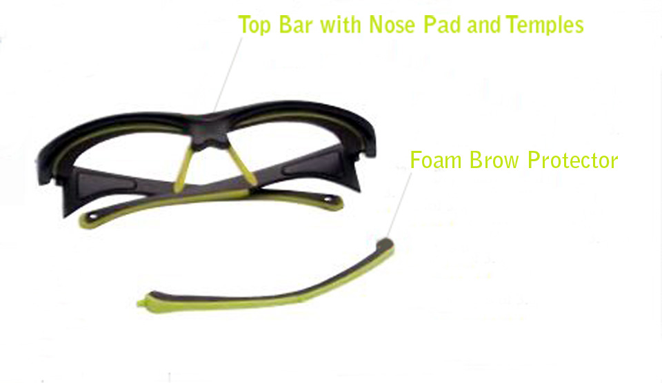 3M ZT200 Safety Glasses