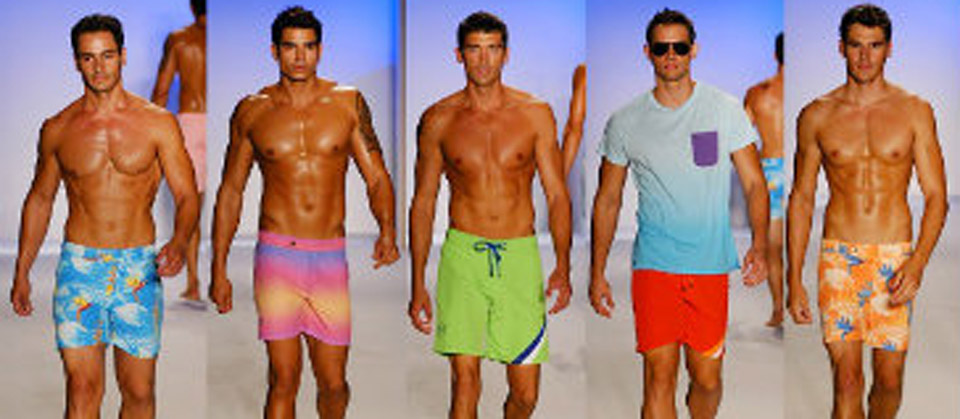 This Summer's Trendiest Men's Beachwear