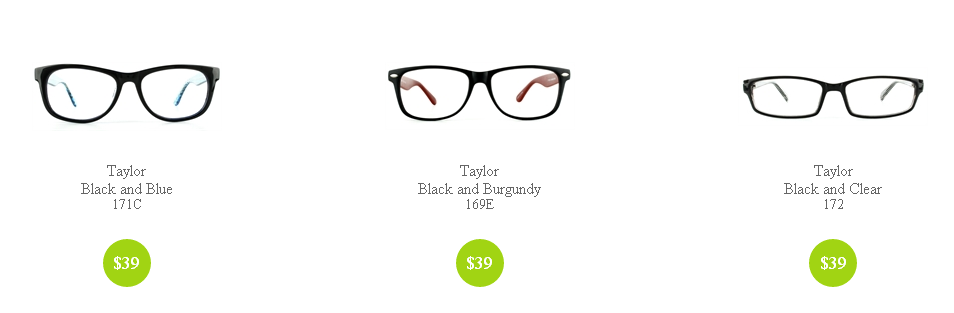 Are You Ready For Fall? Bring on Sweater Weather with Swift's Taylor Frames!