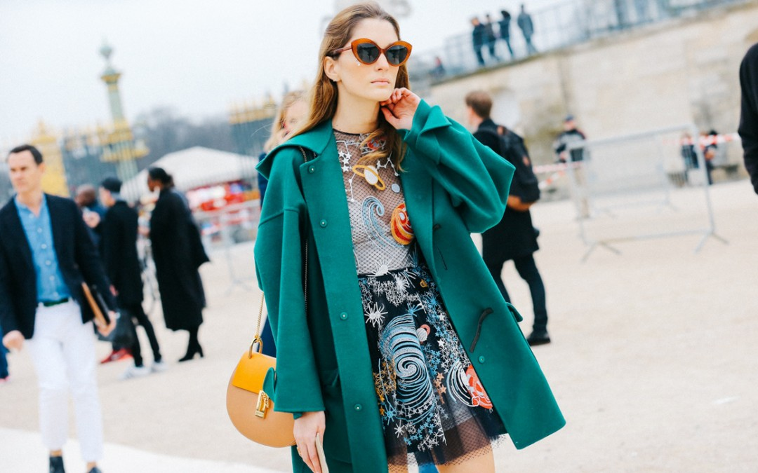 Do You Love New York Fashion Week? Check out Swift's Favourite Cat-Walk Inspired Frame!