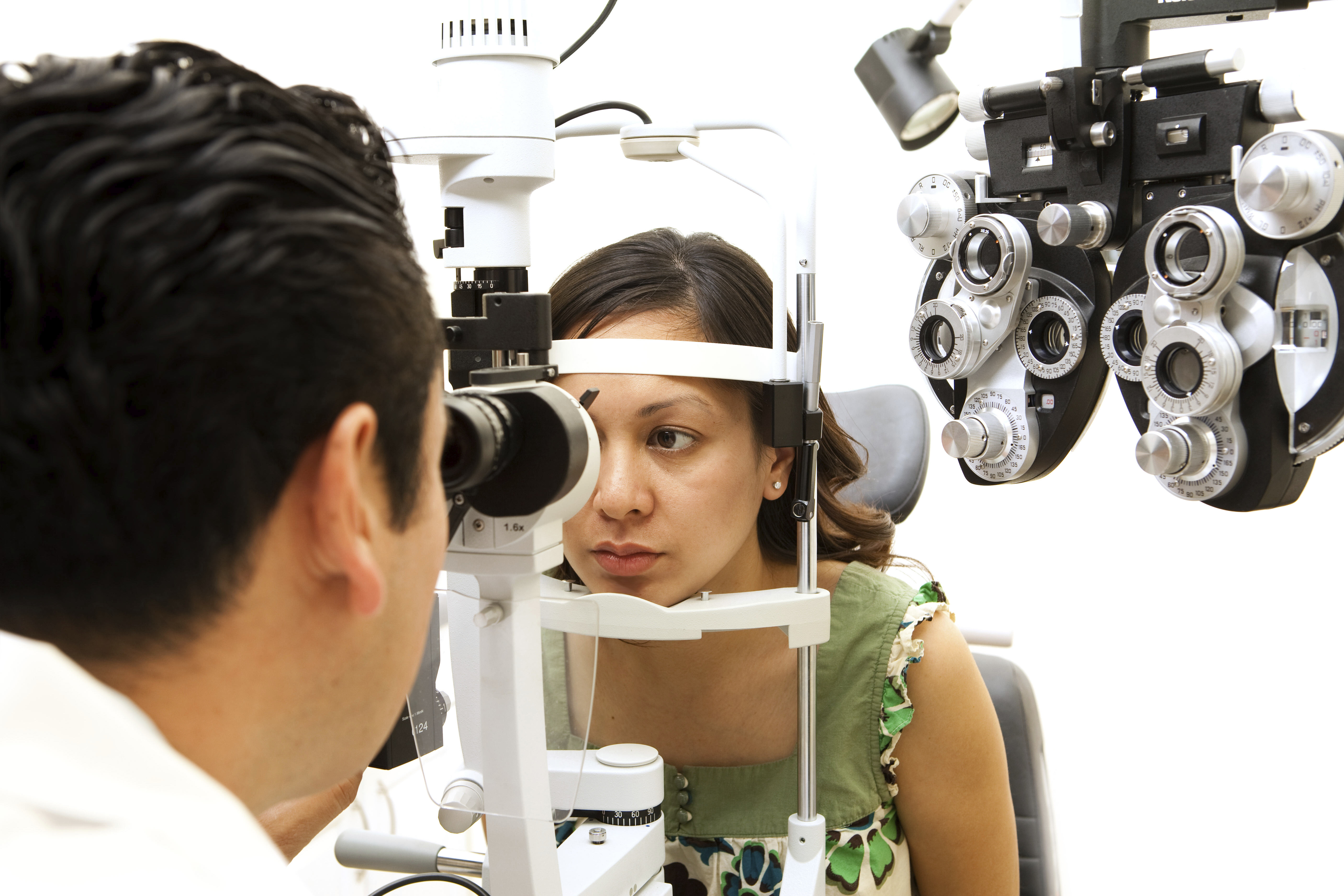 eye exam keeps you up to date with your eye health